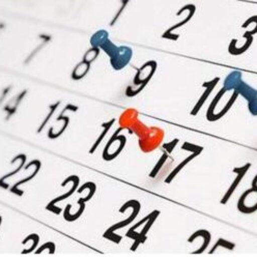 важливі дати